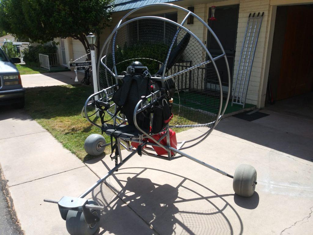Paramotor Trike For Sale – Saint George Paramotor